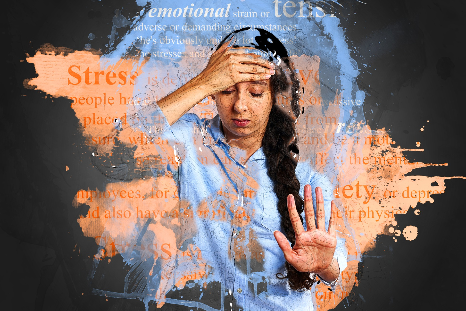 How to Overcome Stress and Depression