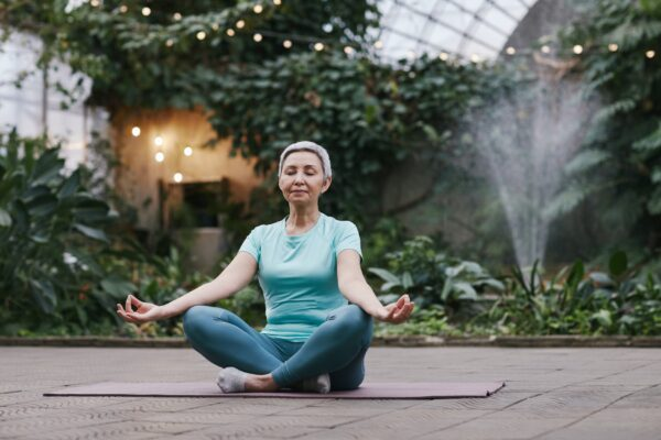 Why is it good to Meditate Seniors?