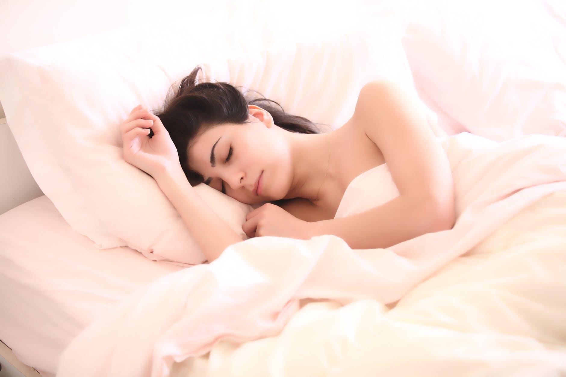 Sleeping Positon 2