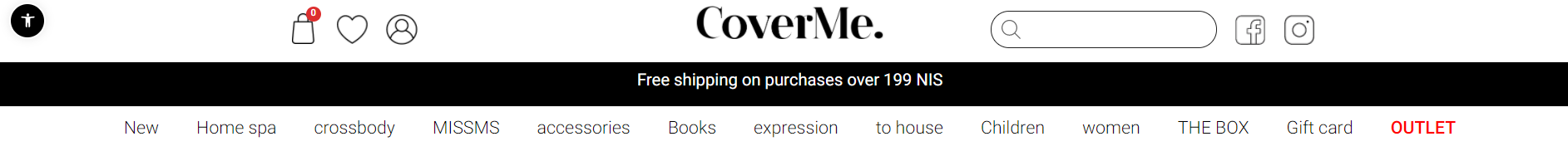CoverMe product